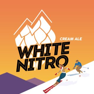 WHITE NITRO CREAM ALE