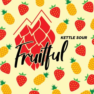 FRUITFUL KETTLE SOUR (STRAWBERRY / PINEAPPLE)