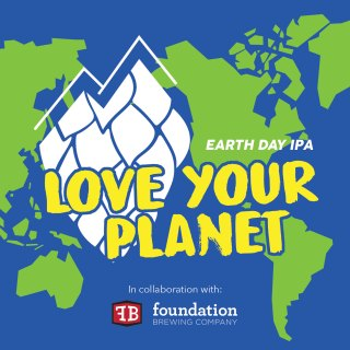 LOVE YOUR PLANET IPA