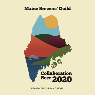 MAINE BREWERS' GUILD COLLAB IPA