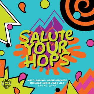 SALUTE YOUR HOPS DIPA