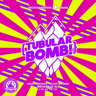TUBULAR BOMB! IPA