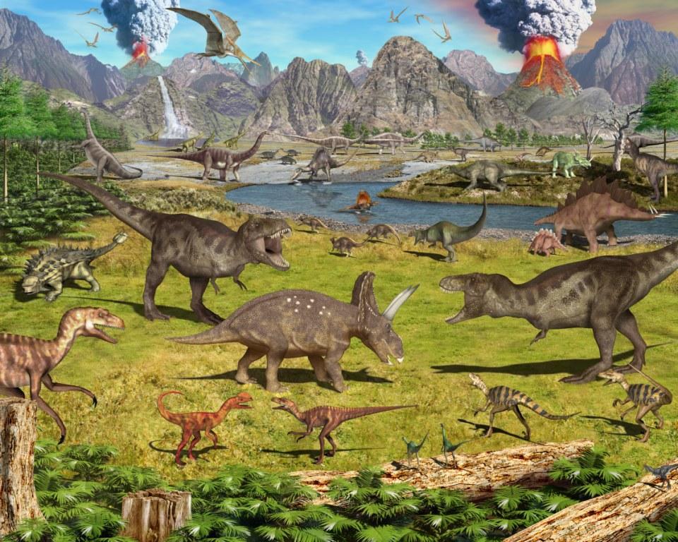 Jenis  Jenis Dinosaurus  ororio