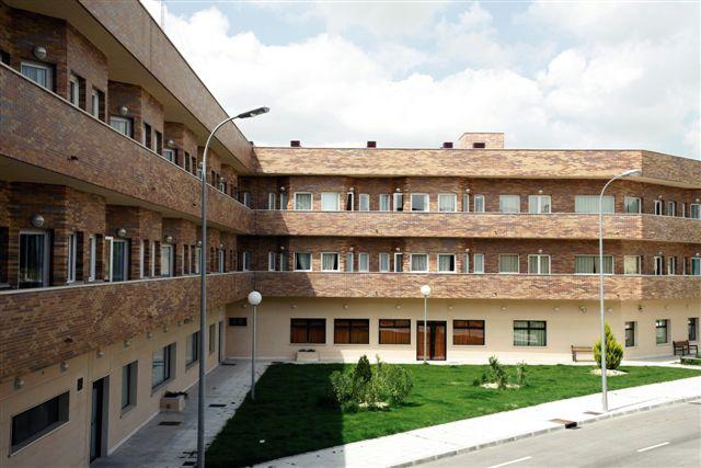 Residencia de ancianos en Villanueva de la Caada