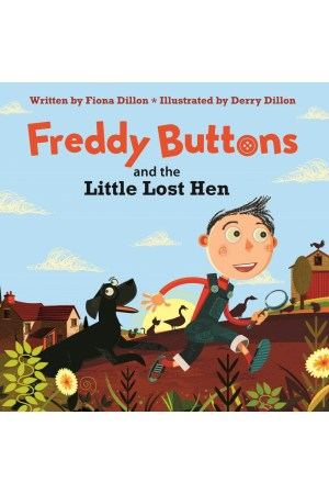 Freddy Buttons and the Little Lost Hen