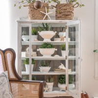 CREATIVE USES FOR CHINA CABINETS