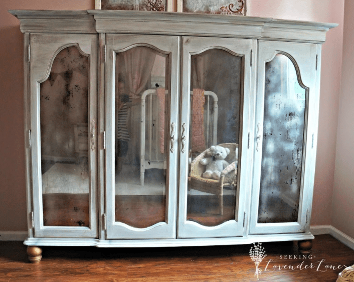 Creative Uses For China Cabinets Orphans With Makeup