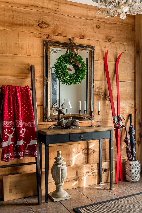 Around The House - Christmas Decorating 2017