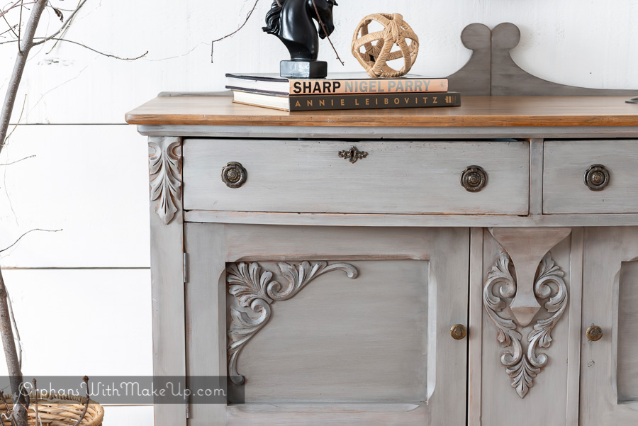 How to Flip Furniture Like A Pro (Buffet Makeover) Part 1