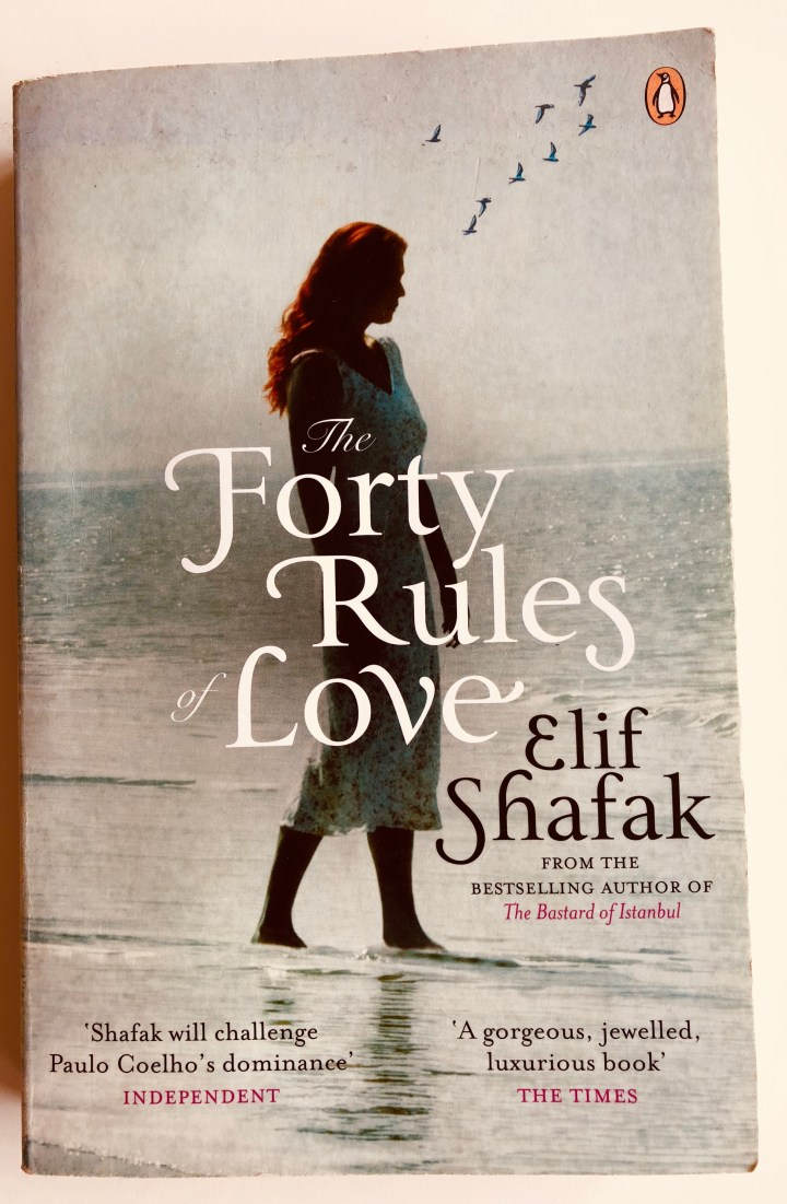 """40 Rules of Love"" Elif Şafak book review"