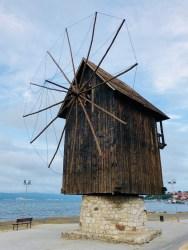 Windmill Nessebar