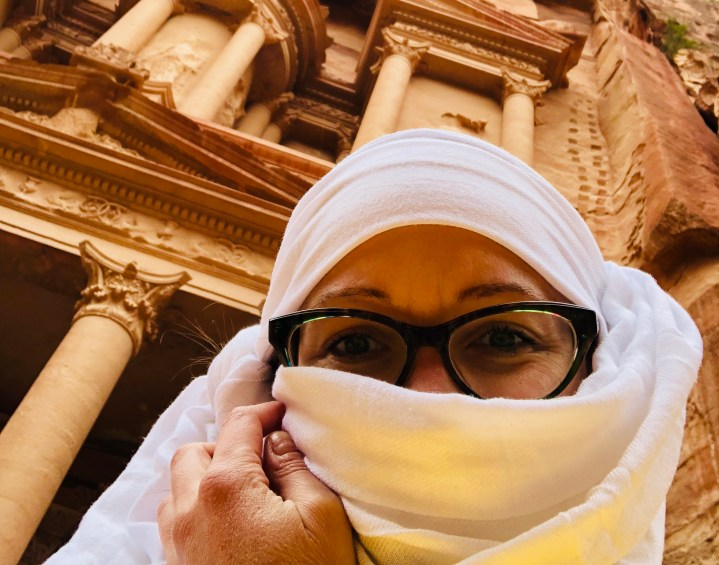 Mind-blowing canyon of Petra, unforgettable baptism in Jordan river and Terrae Sanctae.