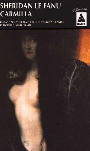 """Carmilla"" de Sheridan Le Fanu, un classique du roman gothique"