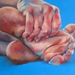 Amy Mash, Feet