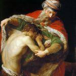 Retour du fils prodigue, par Pompeo Batoni