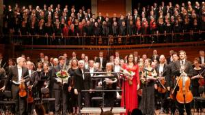 Conductor takes his bow at helm of NZSO with Mahler symphony
