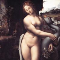 Galilei, Jupiter en mythische vrouwen