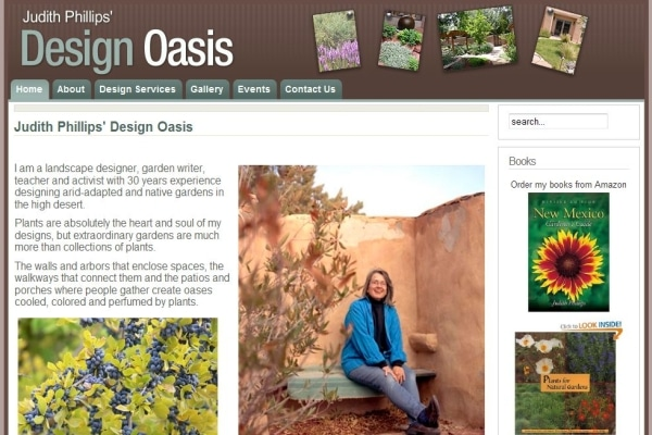 Judith Phillips Design Oasis
