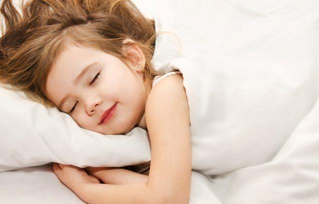 nyugodt alvás gyerekeknél