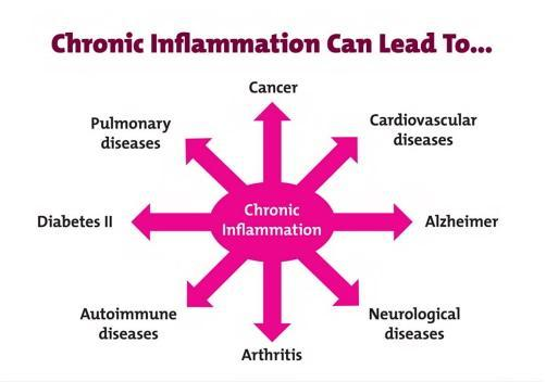 chronic inflammation leads to disease
