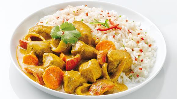 Asiatisches Curry Rezept  Knorr
