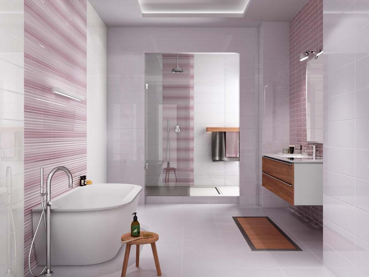 Piastrelle rosa bagno confronta prezzi di piastrelle ceramiche e