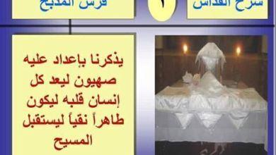 شرح القداس الالهى وطقسه الحلقة12 - تقدمة الحمل: 2) فرش المذبح