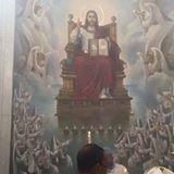بث تجريبى للقداس الالهى من دير السريان كنيسة البابا كيرلس والتى بها مزار المتنيح القمص فلتاؤس السريانى