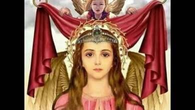 سيرة وحياة الشهيدة فيلومينا العجائبية