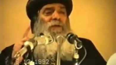 315 سقوط الشيطان و قوته † عظه للبابا شنوده الثالث † 1992