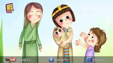 توتة و حدوتة - الحلقة 2- موسى النبى - قناة كوچى القبطية الأرثوذكسية للأطفال