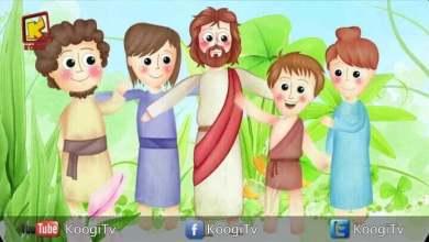 توتة و حدوتة - الحلقة 9 - قصة الطفل ماماس و الوحش - قناة كوچى القبطية الأرثوذكسية للأطفال