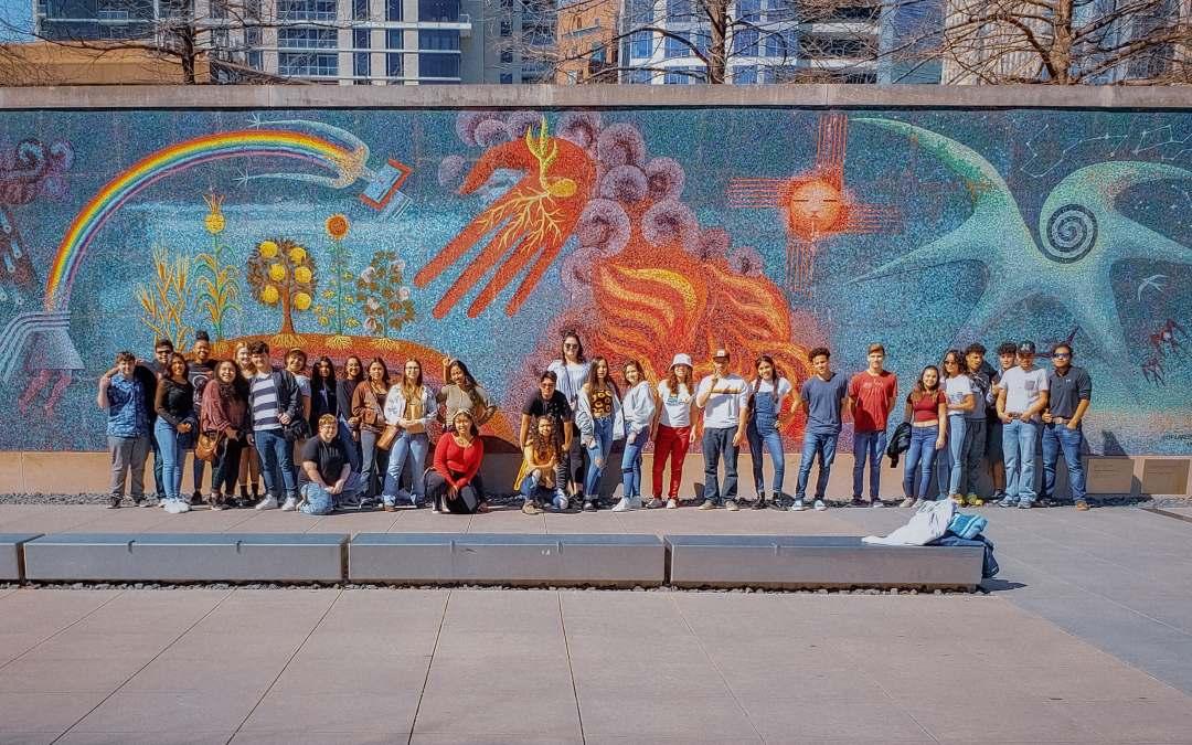 Dallas Arts Field Trip: February 2020