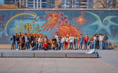 Dallas Arts Field Trip: February 2020