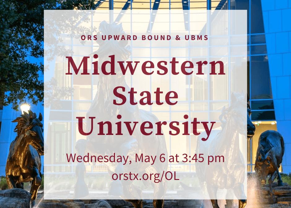 Virtual Tour: Midwestern State University