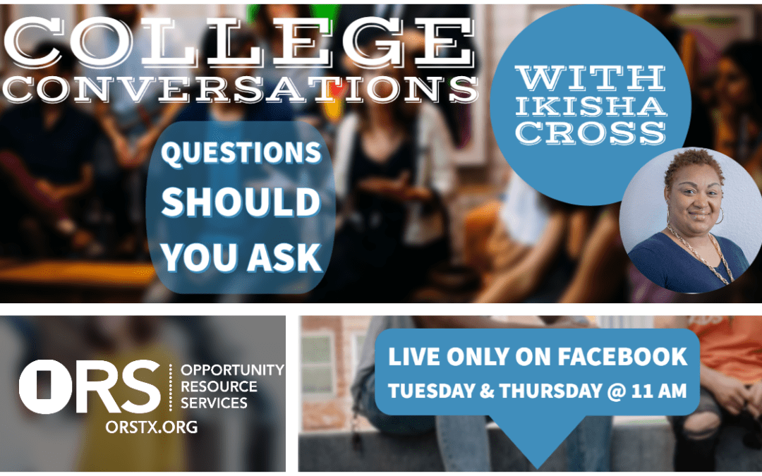 College Conversations Episode 14: Questions You Should Ask