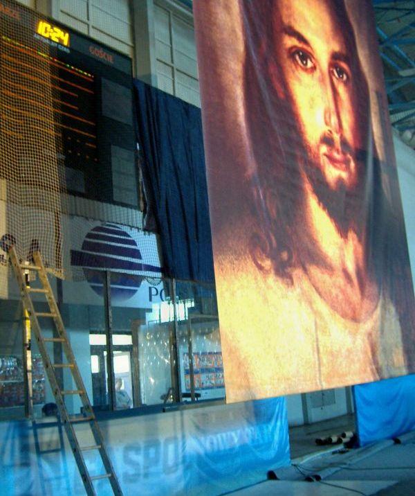 Jezus na lod 2015