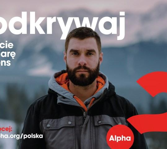 Przyjdź na Alpha 2020!