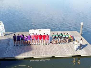 Bronce para el Club de Mar de Castropol Juvenil en el Campeonato de España de Yolas