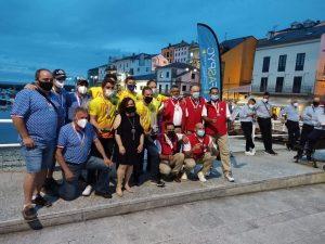 Triunfo catalán en el Nacional de Pesca Embarcación Fondeada de Tapia