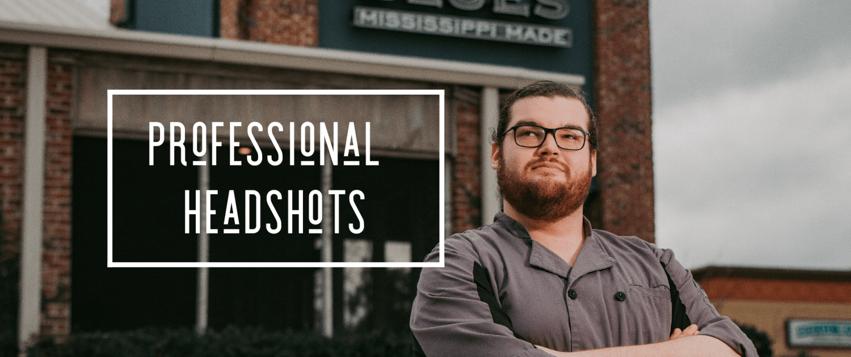 Professional Headshots Hattiesburg Mississippi