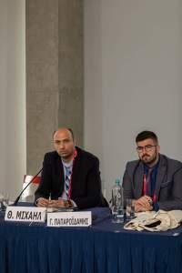 Συμμετοχή σε Προεδρείο και ως Εκπαιδευτής στο 25ο Επιστημονικό Συνέδριο Φοιτητών Ιατρικής Ελλάδας 4 Μιχαήλ Θεόδωρος Ορθοπαιδικός Εύοσμος
