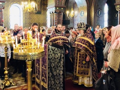 Triumph of Orthodoxy 2019 in Geneva