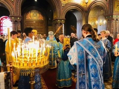 Annunciation in Geneva