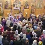 Holy Unction is Celebrated in the London Cathedral