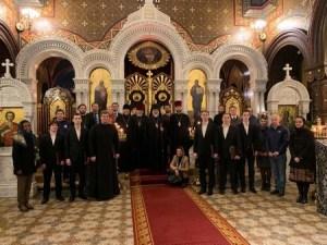 The Choir of the Minsk Memorial Church sings in Geneva Cathedral | Вечернее богослужение украсил хор храма-памятника из Минска