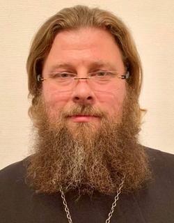 Священник Евгений Никитин
