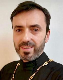 Priest Pavel Golynsky