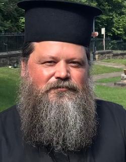 Priest Spyridon Bailey