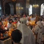 Митрополит Волоколамский Иларион посетил кафедральный собор Женевы | Metropolitan Hilarion of Volokolamsk visits the cathedral of Geneva